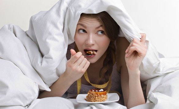 Late-night Meals disturbs better sleep