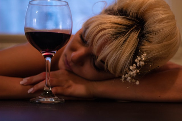 Alcohol Consumption reduce better sleep