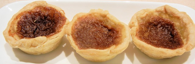 Butter Tarts - Canadian Food