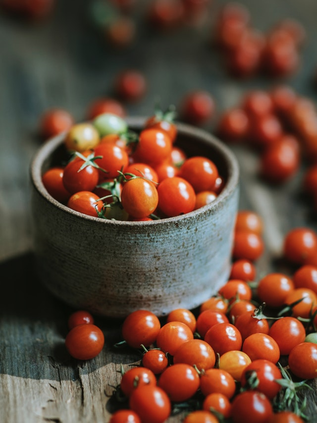 Cherry Tomatoes - nutrient-rich vegetable