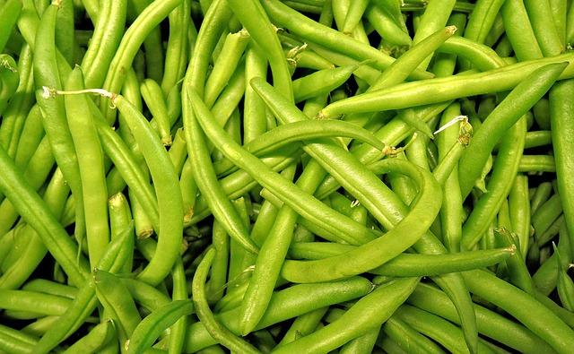 Green Beans easy grow vegetable