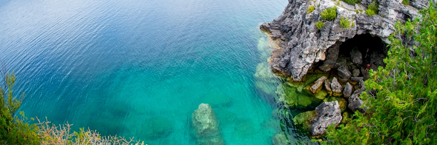 Bruce Peninsula National Park, Ontario - Hiking destination