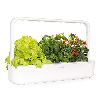 Click and Grow Smart Garden 9 Indoor Home Garden - Smart Home Gadgets
