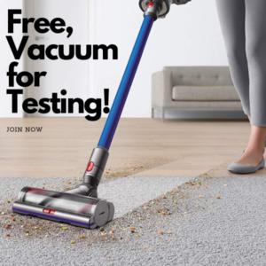 Free Vacuum for Testing