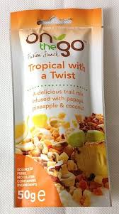 On the Go Trail Mix