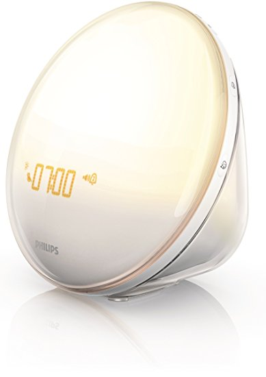 Philips Wake-Up Light Alarm Clock - Smart Home Gadget