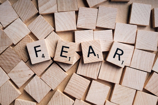 Let go of fear for self care