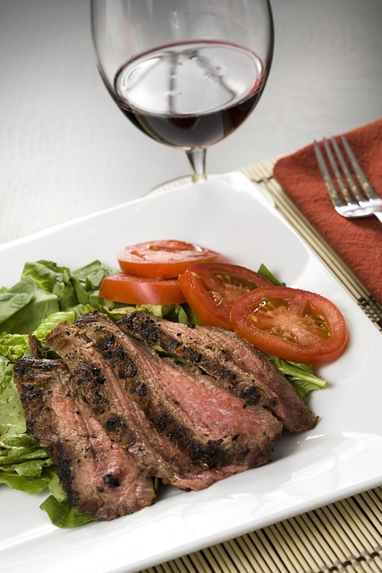 Best Summer Wine with Grilled Steak