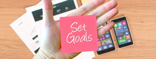 Set Goals for self care