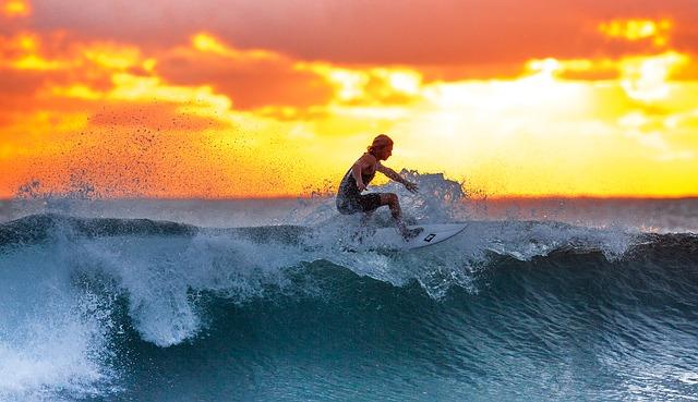 Surfing - Best Beaches