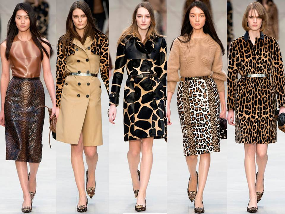 Animal Prints - Fashion Trend