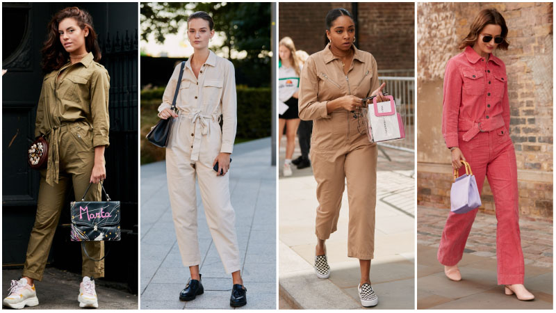 Boiler Suits - Fashion Trend