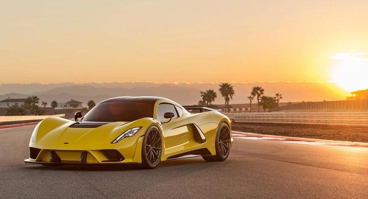 Hennessey Venom F5 - Fastest Car
