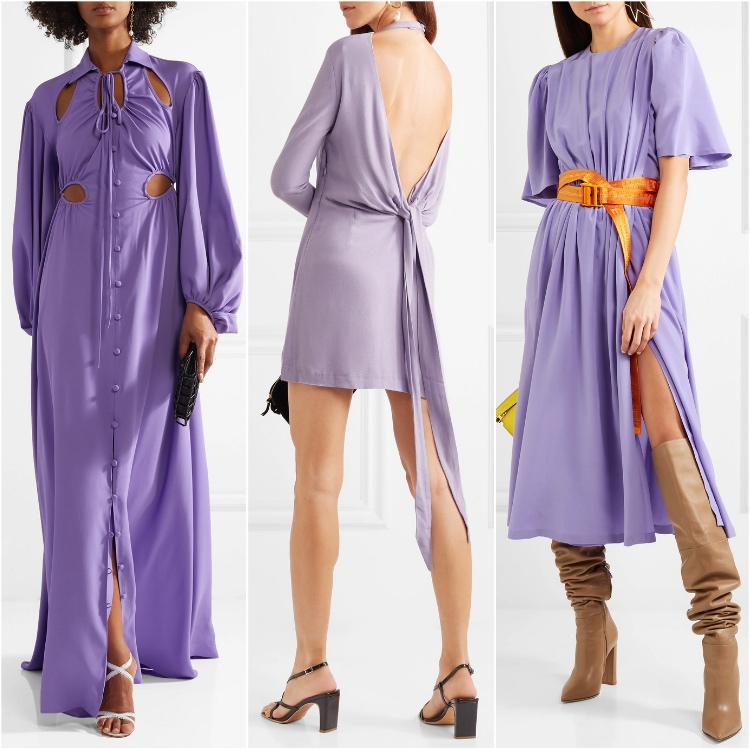 Lavender Tone Outfits - Fashion Trend