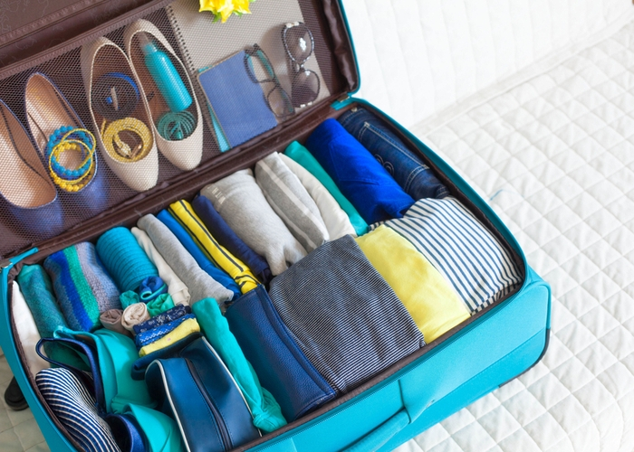 Organized Packing - Perfect Packing Tips