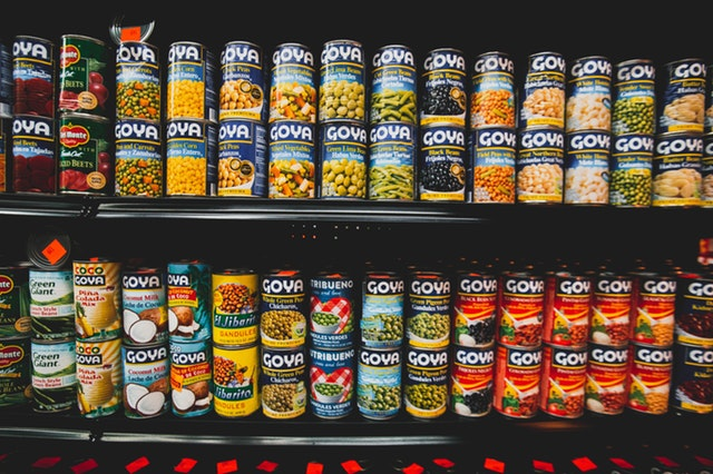 Canned Foods - Cancer - Causing