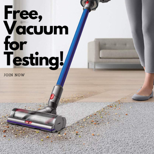 Free Vacuum for Testing